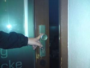 Türen öffnen