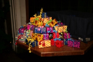 Geschenke machen
